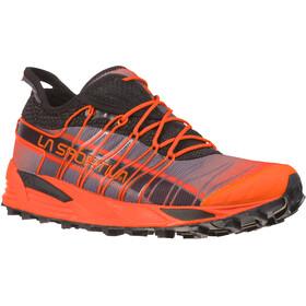 La Sportiva Mutant Running Shoes Herren tangerine/carbon